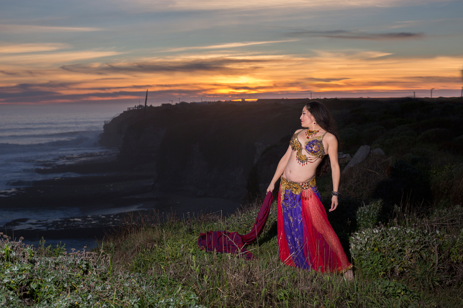 Janelle is available to teach belly dance workshops